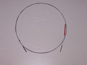 Accelerator cable T25 1980-1983 CT, CZ & CV  LHD